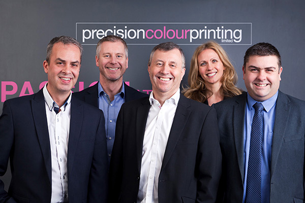 Precision Colour Printing Orders Nine-Colour RMGT Perfector Press